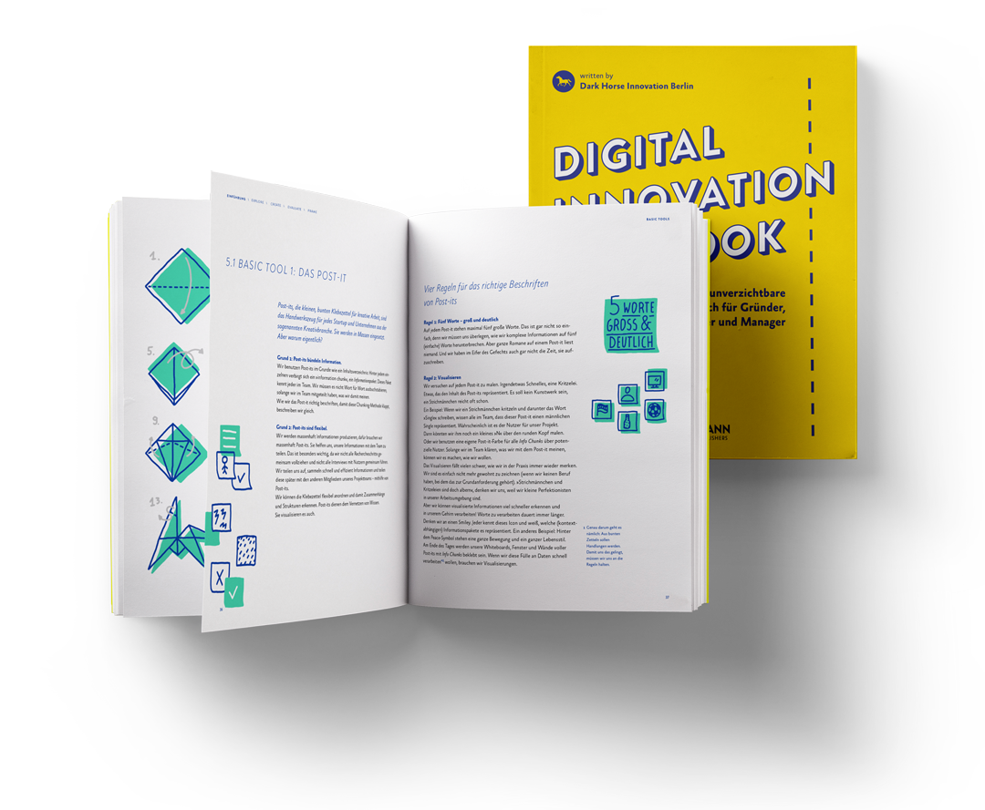Digital Innovation Playbook von Dark Horse