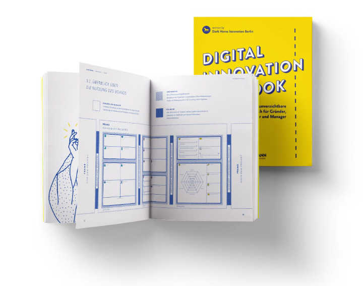 Buch: Digital Innovation Playbook von Dark Horse