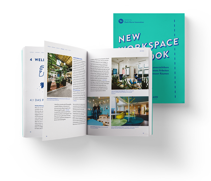 Buch: New Workspace Playbook von Dark Horse
