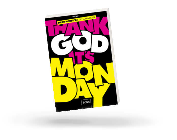 Book: Thank God it's Monday von Dark Horse